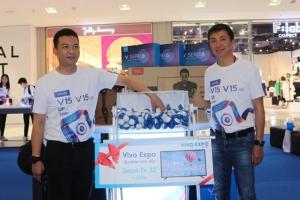 """""""วีโว่""""  จัดงาน """" Vivo Expo 2019 ที่ภูเก็ต เปิดตัว V15 PRO ครั้งแรกของสมาร์ทโฟน กล้องหน้าป๊อปอัพชัดที่สุด 32 ล้านพิกเซล"""