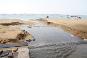 เจ้าท่า..เตรียมเติมทรายชายหาดพัทยาทุก 5 ปี แก้ปัญหามวลน้ำซัดทรายหายลงทะเล