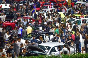 จบงาน มอเตอร์โชว์ 2019  เผยยอดจองรถทั้งหมด 4.9 หมื่นคัน โตเพิ่ม 15%