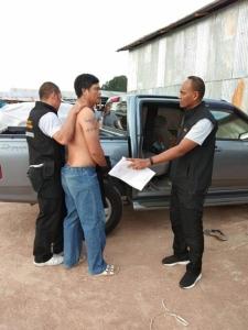 กองปราบ จับหนุ่มเมืองเลย หนีคดีข่มขืนลูกเลี้ยงวัย 12 ปี