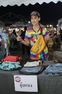 """""""ตลาดนัดดารา@ตลาดนัดมะลิ""""สุดสนุกรับซัมเมอร์ ดาราแห่ร่วมงานคึกคัก 4 วันเต็ม"""