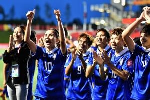 """""""ฟีฟ่า"""" เพิ่มเงินบอลโลกหญิง 2 เท่า """"ชบาแก้ว"""" รับขั้นต่ำ 24 ล้าน"""