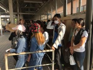 คึกคัก แรงงานกัมพูชาเดินทางกลับภูมิลำเนาผ่านด่านอรัญประเทศ-ปอยเปตแล้วกว่า 2.5 หมื่นคน