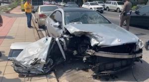 ประเดิมข้อหาฆ่าผู้อื่นถึงแก่ความตายโดยเจตนา เสี่ยอะไหล่รถเมาแล้วขับชนรถ รอง ผกก.ป.ดับ