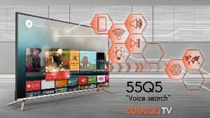 Coocaa พลิกโฉมตลาด ผนึกลาซาด้า เปิดตัวโทรทัศน์ AIoTV