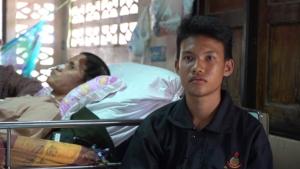 หนุ่มน้อย ม.2 ยอดกตัญญู ทำงานเลี้ยง 6 ชีวิต หลังพ่อประสบอุบัติเหตุ