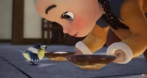 อี้ฌาน : นกสีเหลือง และขอบฟ้ากว้าง