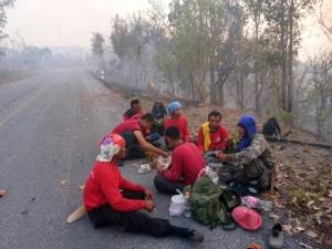 เมล็ดพันธุ์จิตอาสาในหลวง ร.๑๐ ขยายทั่วประเทศ ภาครัฐ-ประชาชนผนึกเป็นหนึ่งเดียวร่วมต้านภัยไฟป่า