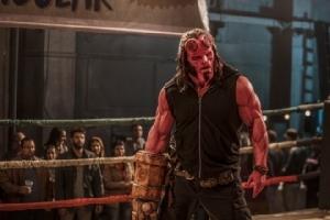 ฮีโร่สายดาร์ก Hellboy เปิดตัวน่าผิดหวัง 3 วันแรก 12 ล้านเหรียญฯ