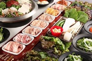 PALSAIK Korean BBQ ต้นตำรับหมูย่าง 8 สี เปิดสาขาแรกในไทยแล้ว