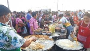 สงกรานต์กองข้าว บ่อทำบุญของชาวบางพระ บ่อน้ำที่ไม่เคยแห้งศูนย์รวมใจของชุมชนยาวนานกว่า 100 ปี