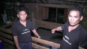 หวิดสลดซ้ำ! ญาติพี่น้องยืนออรอรดน้ำศพพ่อเฒ่าวัย 83 บ้านเจ้าภาพรับน้ำหนักไม่ไหวพังครืนเจ็บ 12