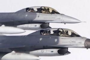 สหรัฐฯไฟเขียวแพคเกจมูลค่า 500 ล้านเหรียญ สนับสนุนฝูงบินขับไล่ เอฟ-16 ของไต้หวัน