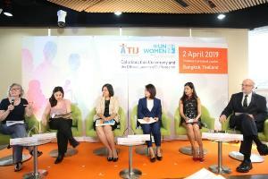 TIJ จับมือ UN Women รณรงค์สนับสนุนความตระหนักเรื่องเพศในกระบวนการยุติธรรม