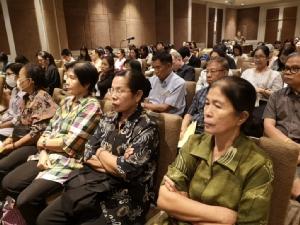 """ผู้สูงอายุไทยยังถูกละเมิดสิทธิ์ เร่งดัน """"ผู้พิทักษ์คุ้มครองผู้สูงอายุ"""""""