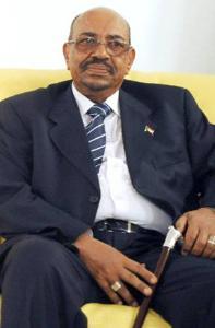ประธานาธิบดีโอมาร์ อัล-บาชีร์ แห่งซูดาน