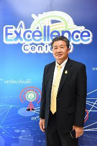 รศ.ดร.ชาญชัย ทองประสิทธิ ผู้อำนวยการสำนักพัฒนาเทคโนโลยีเพื่ออุตสาหกรรม มหาวิทยาลัยเทคโนโลยีพระจอมเกล้าพระนครเหนือ (มจพ.)