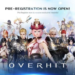 """""""OverHit"""" รวมพลนักรบกู้จักรวาล เปิดลงทะเบียนล่วงหน้าแล้ว"""