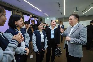 ซีพี ออลล์ เหินฟ้าสู่สิงคโปร์  เรียนรู้ AI สร้างสังคมแห่งอนาคต