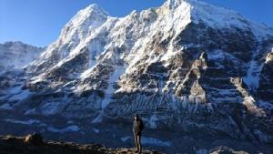 """""""ผมไม่ได้พิชิตอะไร นอกจากใจตัวเอง"""" ประวัติศาสตร์คนไทย ผู้วิ่งข้ามเทือกเขาหิมาลัย!! [มีคลิป]"""