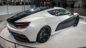 สำรวจรถใหม่ใน New York Autoshow 2019 (2)