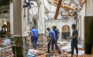 ตายเกลื่อน! ระเบิดโบสถ์-โรงแรมศรีลังกา รัฐบาลสั่งเคอร์ฟิว-ปิดโซเชียลกันข่าวลือ