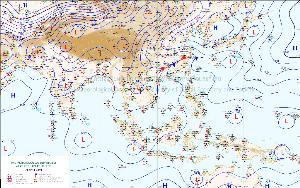 ไทยอากาศร้อนจัด กทม.สูงสุด 40 องศา เตือนเหนือ-อีสาน-กลาง-ตะวันออก ฝนฟ้าคะนอง ลมกระโชกแรง