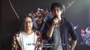 """ไดเร็กเตอร์ """"Dissidia Final Fantasy NT"""" หวังนำพาซีรีส์คืนสู่การดวล 1v1"""