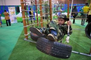 ภาพรวมอปท.กว่า 2 พันแห่งมีสัดส่วนเด็กปฐมวัย 3% ชูสนามเด็กเล่นสร้างปัญญาพัฒนาการเรียนรู้