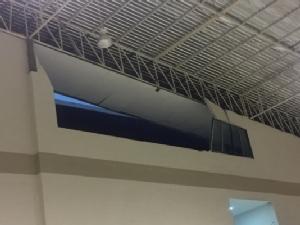 สลด! นร.หญิงอนุบาล ร.ร.เอกชนในขอนแก่นถูกฝ้าเพดานหลุดตกใส่ดับอนาถขณะฝนตกอย่างแรง