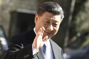 """นักเรียนสหรัฐฯ ตะลึง """"สี จิ้นผิง"""" ตอบ จม. อวยพรตรุษจีน ระบุทำงานเหนื่อยแต่มีความสุข"""
