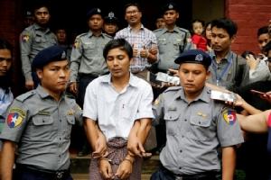 ศาลฎีกาพม่าปฏิเสธคำอุทธณ์นักข่าวรอยเตอร์ยืนคำตัดสินคุก 7 ปี
