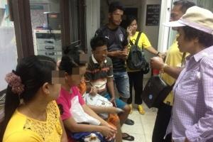 ตำรวจเกาะพีพีรวบชาวอังกฤษ-พม่า ลอบทำงานในพื้นที่
