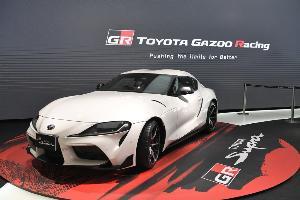 """Toyota GR Supra"" ที่ออกแบบภายใต้แนวคิดของการพัฒนา รถยนต์  ""จากสนามแข่งสู่ท้องถนน""  (From  Circuit  To  Road)"
