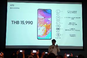 ซัมซุง ปูทาง Galaxy A70 จับกลุ่มเกมเมอร์