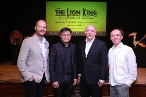 """""""The Lion King"""" พร้อมสะกดสายตาชาวไทย!!"""