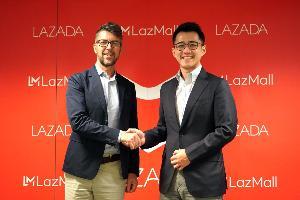 """""""ลาซาด้า"""" ผนึก """"ลอรีอัล"""" เพิ่มการเข้าถึงของแบรนด์ในเอเชียตะวันออกเฉียงใต้  ชูกลยุทธ์ Next-day delivery"""
