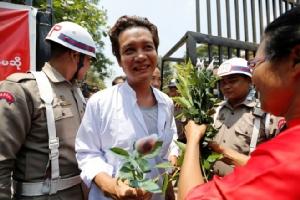 ปธน.พม่าประกาศอภัยโทษรอบ 2 ปล่อยตัวนักโทษอีกเกือบ 7,000 คน