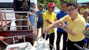 ราชบุรีแล้งหนัก ชาวบ้านประสบปัญหาขาดแคลนน้ำอุปโภค บริโภค
