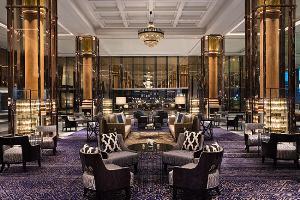 """สดใสยามบ่ายกับความอร่อยในโทนสีม่วง """"ไวโอเลต อาฟเตอร์นูน ที"""" เซ็ตน้ำชาสุดหรูกลางกรุง  ณ โรงแรม แบงค็อก แมริออท มาร์คีส์ ควีนส์ปาร์ค"""
