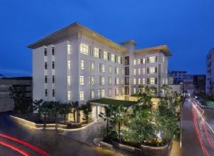 นักธุรกิจรับเหมาเมืองอุดรฯทุ่ม300ล้านผุดโรงแรมหรูใจกลางเมือง