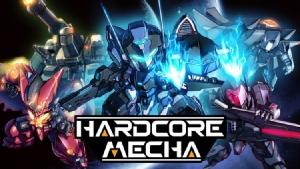 """เลือดเหล็กปะทุ! แอ็คชั่นหุ่นรบ """"Hardcore Mecha"""" จ่อลง PS4 ซัมเมอร์นี้"""