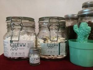 Cheww.co : เม็ดยาสีฟันใส่ใจสิ่งแวดล้อม