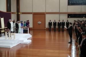 จักรพรรดิอากิฮิโตะสละราชสมบัติ ดำรัสสุดท้ายขอญี่ปุ่น-โลกสันติสุข