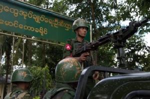 กองทัพพม่างดจับอาวุธเพิ่มอีก 2 เดือนหวังเจรจากลุ่มติดอาวุธร่วมข้อตกลงหยุดยิง