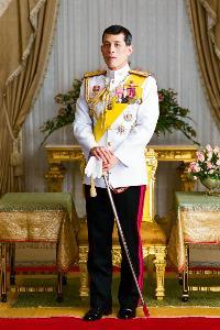 พระราชพิธีบรมราชาภิเษก พระมิ่งขวัญปวงประชาชาวไทย