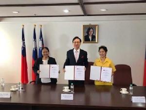 รัฐบาลไต้หวันสนับสนุนโครงการรักษาพยาบาลชายแดนไทย-พม่าร่วมกับแม่ตาวคลินิก