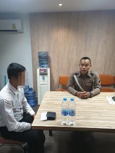 หนุ่มบิ๊กไบค์ทำมึน ถูกจับเหตุติดป้ายทะเบียนผิดกฎหมาย ซ้ำโพสต์ดูหมิ่นเจ้าพนักงาน