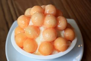 Melon on sea Bingsu