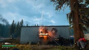 เห็นตึกไหนรกรุงรัง ก็จุดไฟเผาซะเลย